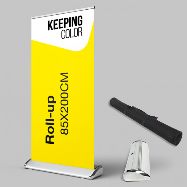 Roll up Banner Flexy